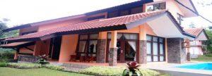 sewa villa murah di kampung daun Lembang
