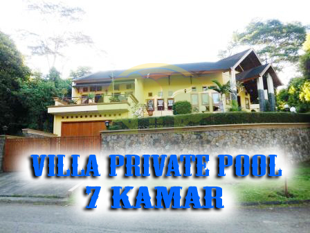 Villa IMS 7 Kamar Swimpool