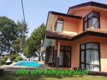 Villa A 30 ( 5 Kamar Swimpool )