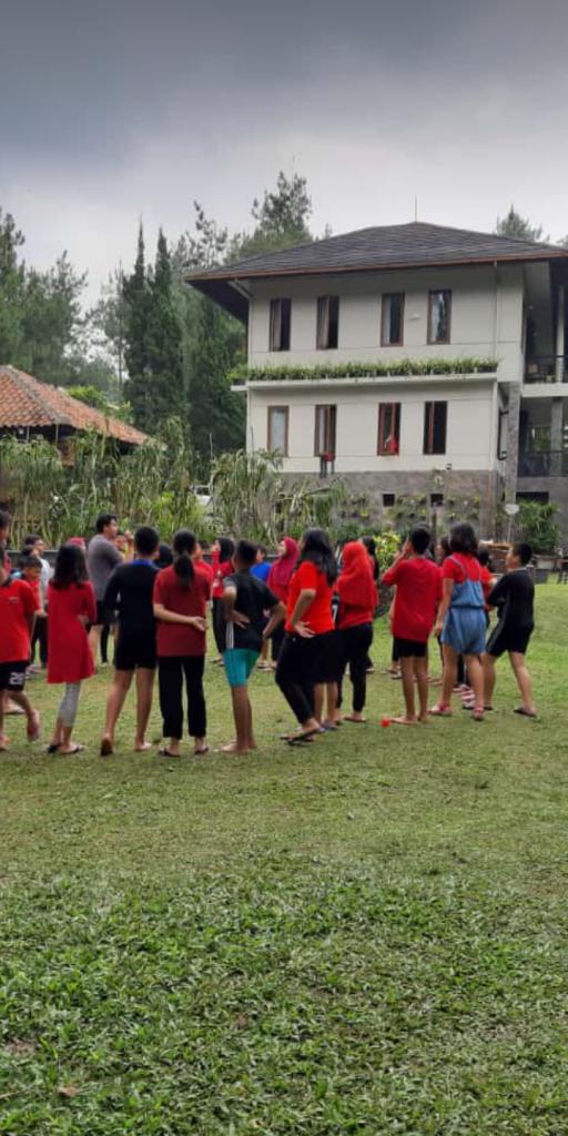 Sewa Villa Kawasan Kampung Daun Lembang