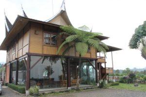 villa gadang kampung daun